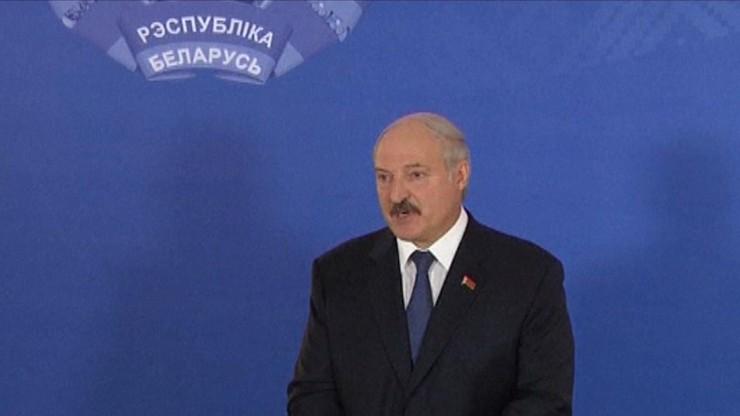 UE na cztery miesiące zawiesiła sankcje wobec Białorusi i prezydenta Łukaszenki
