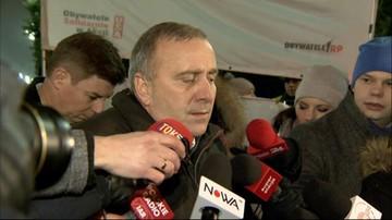 Rezygnacja marszałka, spotkanie z Kaczyńskim - Schetyna postawił prezydentowi warunki kompromisu