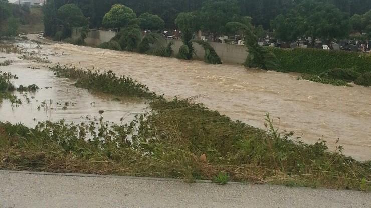 Powódź w Chorwacji. Takiej ulewy nie było od 30 lat. Lokalne władze odradzają podróże
