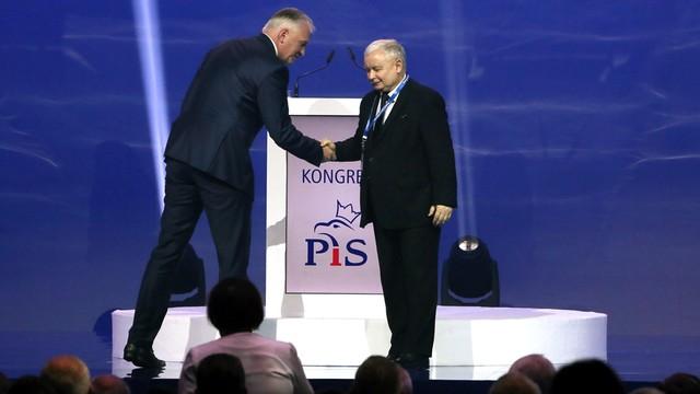 Jarosław Kaczyński ponownie prezesem PiS