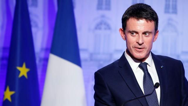 Francja: Valls zgłosi wieczorem swą kandydaturę w wyborach prezydenckich