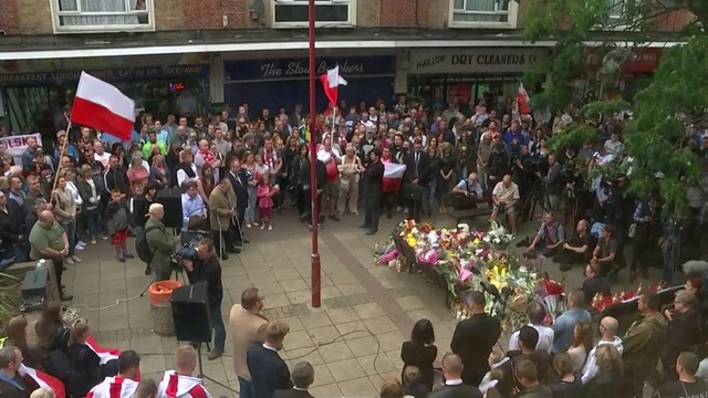 KGP: Do Londynu jedzie dwóch polskich policjantów - to efekt ataków na Polaków