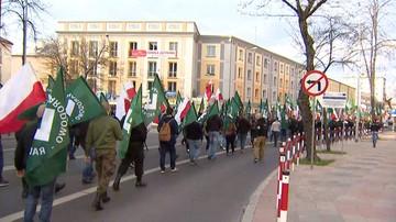 17-04-2016 12:41 Politechnika Białostocka ostrzegła zagranicznych studentów przed ONR. Radziła zostać w akademiku