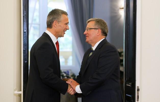 Stoltenberg w Polsce: NATO broni i chroni każdego sojusznika
