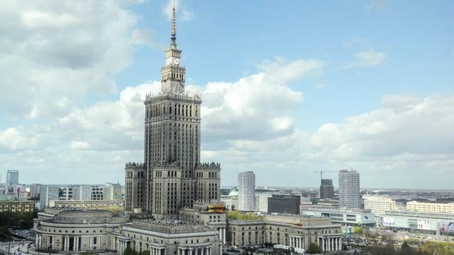 Warszawa: Pikieta pracowników Muzeum Techniki i Przemysłu