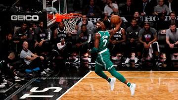 2017-11-17 NBA: Celtics pokonali Warriors w meczu na szczycie