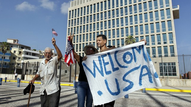 Kuba - szef MSZ oskarża USA o kłamstwa w sprawie ataków sonicznych