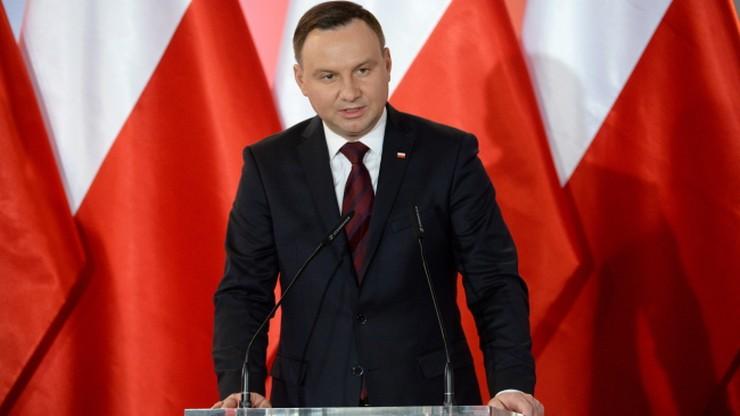 """Prezydent Duda pogratulował prezydentowi Węgier. """"Jestem przekonany, że nasza współpraca będzie kontynuowana"""""""