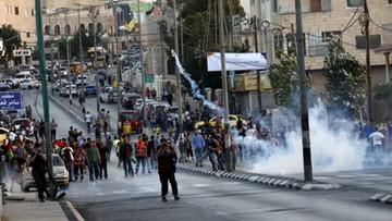 19-07-2017 22:24 Zamieszki podczas Dnia Gniewu w Jerozolimie