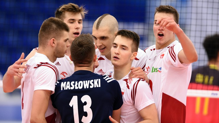 MŚ siatkarzy U–21: Polacy liderami grupy. Zacięta walka o półfinał