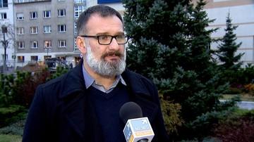 """16-12-2016 10:35 """"Dzień bez polityków, ale nie bez polityki"""". Prezes Press Club Polska o proteście dziennikarzy"""