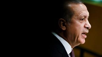20-09-2016 22:50 Erdogan namawia światowych liderów do działań przeciw Gulenowi