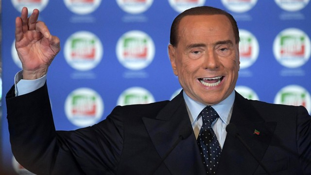 Ostatni bój Berlusconiego? Wycofam się z polityki w razie porażki w wyborach