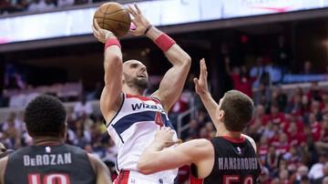 2015-11-29 NBA: Double-double Gortata! Kolejna porażka Wizards