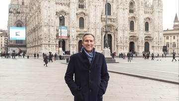 01-03-2016 09:35 Starbucks otworzy pierwszą kawiarnię w Italii. Włosi: to apokalipsa