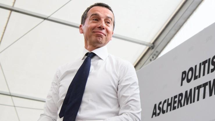 Kanclerz Austrii chce zakazać Turkom kampanii wyborczej w UE