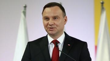 2016-11-30 Prezydent RP Andrzej Duda objął honorowy patronat nad mistrzostwami Europy w siatkówce