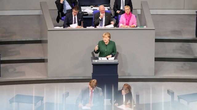 Merkel: odpowiedzią na kryzys jest otwartość, a nie izolacja