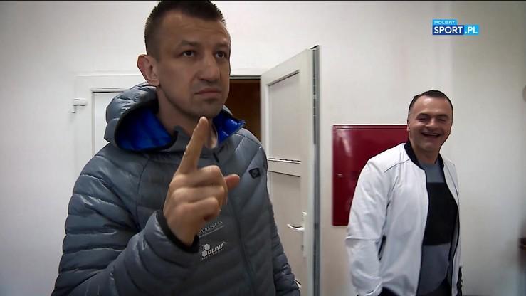 Trener Adamka: Już niedługo zobaczycie u niego spore zmiany