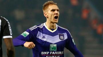 2016-12-04 Teodorczyk zdobył kolejną bramkę! Anderlecht dopisał trzy punkty