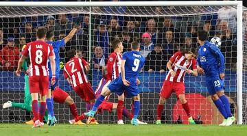 2017-04-19 Simeone pod wrażeniem drużyny Leicester City