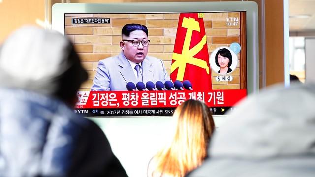 Kim Dzong Un: broń nuklearna zapobiegnie wojnie z USA