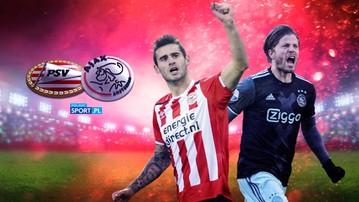 2017-04-23 PSV Eindhoven - Ajax Amsterdam. Transmisja na Polsatsport.pl