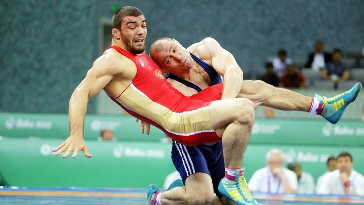 Zapasy IE: Baran będzie walczyć o brązowy medal