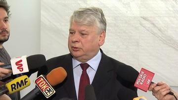 08-02-2016 18:46 Komisja Wenecka po wizycie w Sejmie i Senacie. Borusewicz: wątpię, aby PiS wzięło pod uwagę opinię Komisji