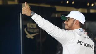 Formuła 1 - Lewis Hamilton wygrał Grand Prix Meksyku