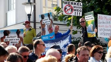 19-09-2017 17:01 Antyislamska AfD liczy w wyborach na poparcie Niemców z Rosji