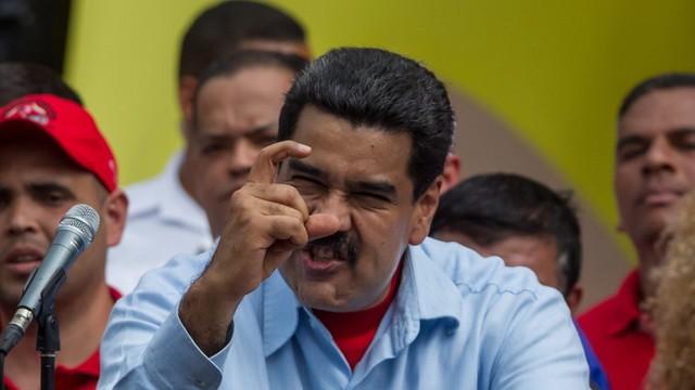 Wenezuela zamraża stosunki z Brazylią po impeachmencie Rousseff