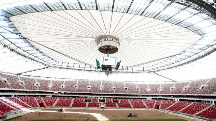 Polska - Kazachstan: Mecz pod zamkniętym dachem