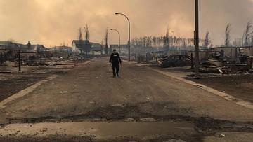 07-05-2016 13:08 Pożary w Kanadzie mogą stać się dwukrotnie większe