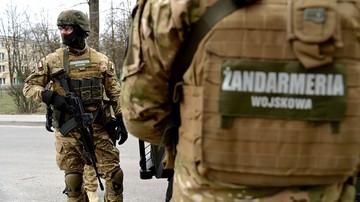 18-04-2016 07:29 MON chce poddać firmy ochraniające tereny wojska nadzorowi żandarmerii