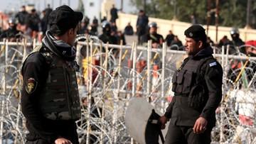 16-02-2017 16:08 Zamach na giełdzie samochodowej w Bagdadzie. Wielu zabitych i rannych