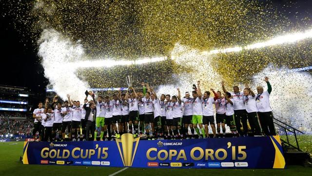 Meksyk zdobywcą Złotego Pucharu CONCACAF