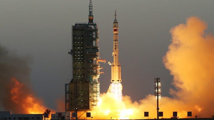 Chiński statek kosmiczny przycumował do modułu Tiangong 2