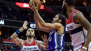2016-11-29 NBA: Szósta wygrana Wizards. Gortat na dziesiątkę