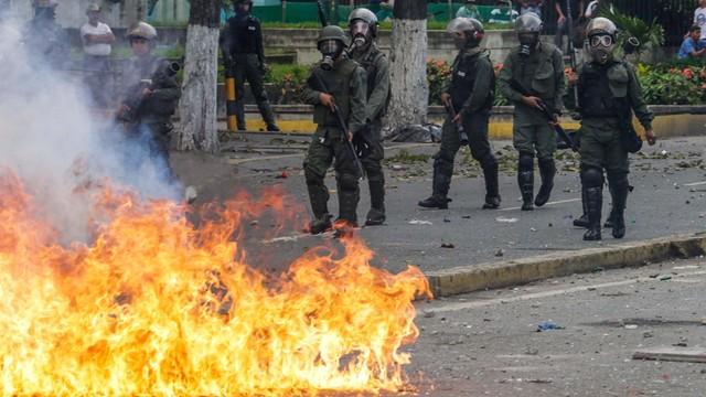 Wenezuela: aresztowanie kolejnego opozycyjnego burmistrza