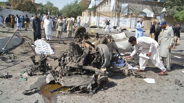 11 ofiar śmiertelnych zamachu bombowego w Kwecie