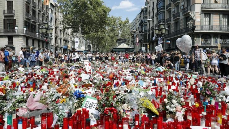 Dwie osoby zatrzymane w Maroku w związku z zamachami w Katalonii