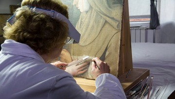 08-03-2017 05:58 W Galerii Uffizi wystawa pierwszej malarki z Florencji Plautilli Nelli