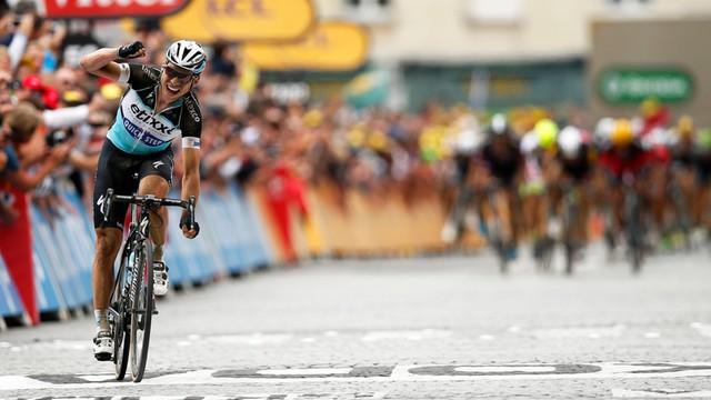 Niemiec nowym liderem Tour de France