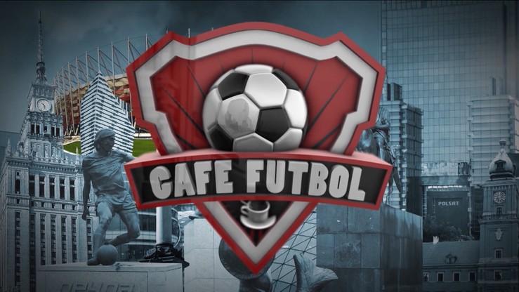 Jozak gościem Cafe Futbol!