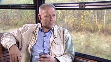 """16-10-2016 18:07 """"Kamiński mógł być PR-owcem Schetyny, ale postawiono mu warunek"""". Protasiewicz w programie """"Pociąg do polityki"""""""