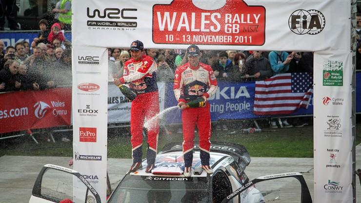 Rajd Dakar: Sebastien Loeb w ekipie Peugeota