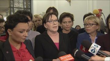 Posłanki PO: komisja nieregulaminowa