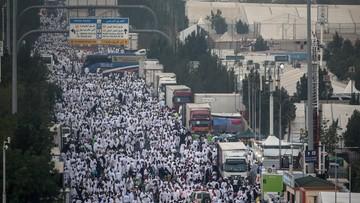 11-09-2016 13:49 Drony obserwują pielgrzymów w drodze do Mekki
