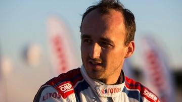 2017-11-25 Williams testuje Rosjanina! Kubica ma rywala w walce o powrót do F1